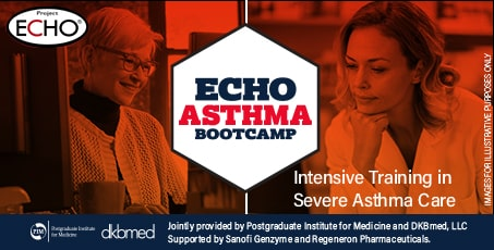 ECHO Asthma Bootcamp Uses Telementoring to Train Future Specialists in Underserved Areas